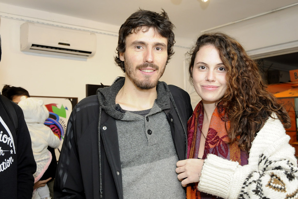 Daniel Marques e Esther Andrade (1)