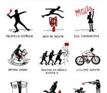 FOTO-2_Um-firme-e-vibrante-NÃO_-autor-Alex-Vieira_-obra-Anarcopunk-Black-Bloc-Olympics-477x678