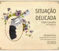 EIXOArte - Fábio Carvalho - convite