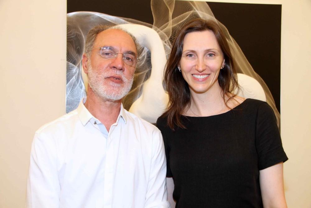 Angelo Venosa e Fabiola Ceni