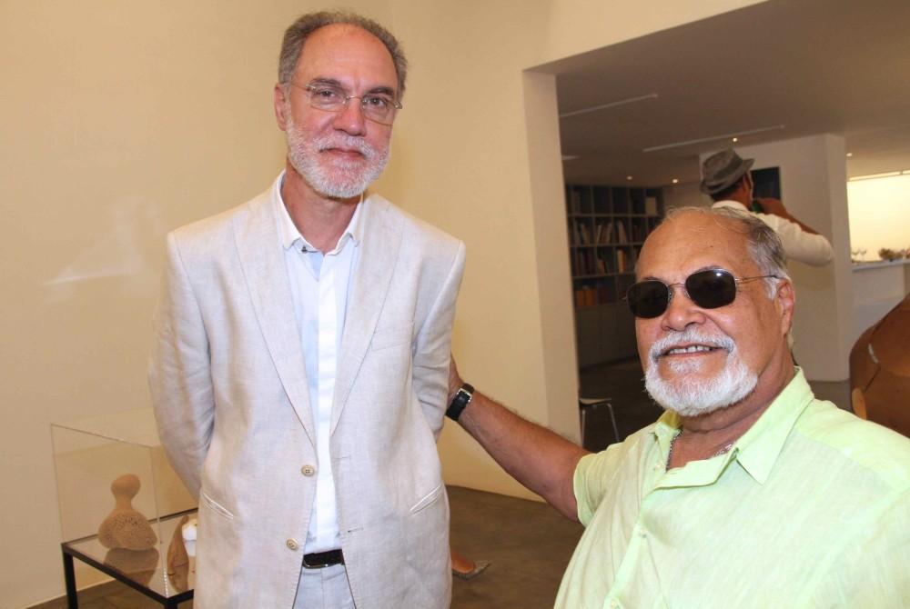 Angelo Venosa e Gilberto Salvador