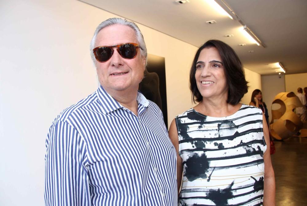 Carlos Eduardo e Maria Helena Sobral