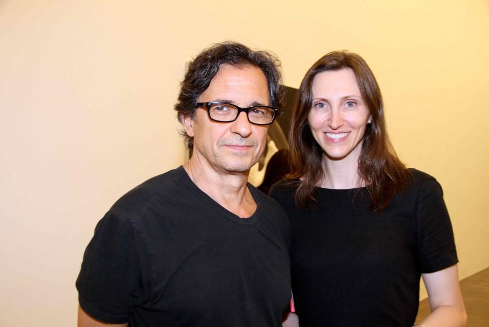 Daniel Senise e Fabiola Ceni