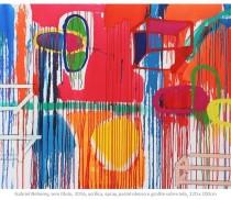 Gabriel Nehemy sem titulo 441 - 120 x 200 cm