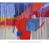 Gabriel Nehemy sem titulo 442 - 100 x 200 cm
