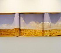 Deserto com moldura - 163 x 54 x 12 cm