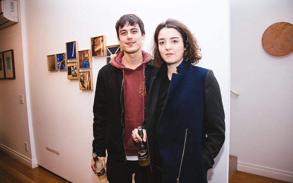 Eric Chu e Yasmin Ale